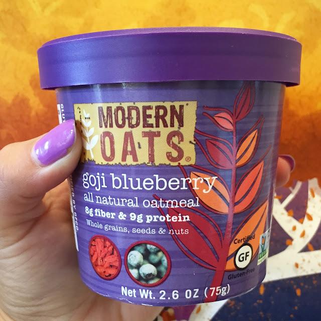 Modern Oats Goji Blueberry Food Blogger Review