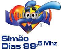Rádio Xodó FM 99,5 de Simão Dias SE