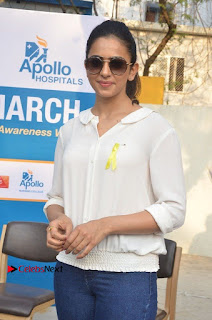 Actress Rakul Preet Singh at Endometriosis Awareness Walk at Apollo Cradle  0024.jpg
