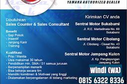Lowongan Kerja Yamaha Sentral Motor