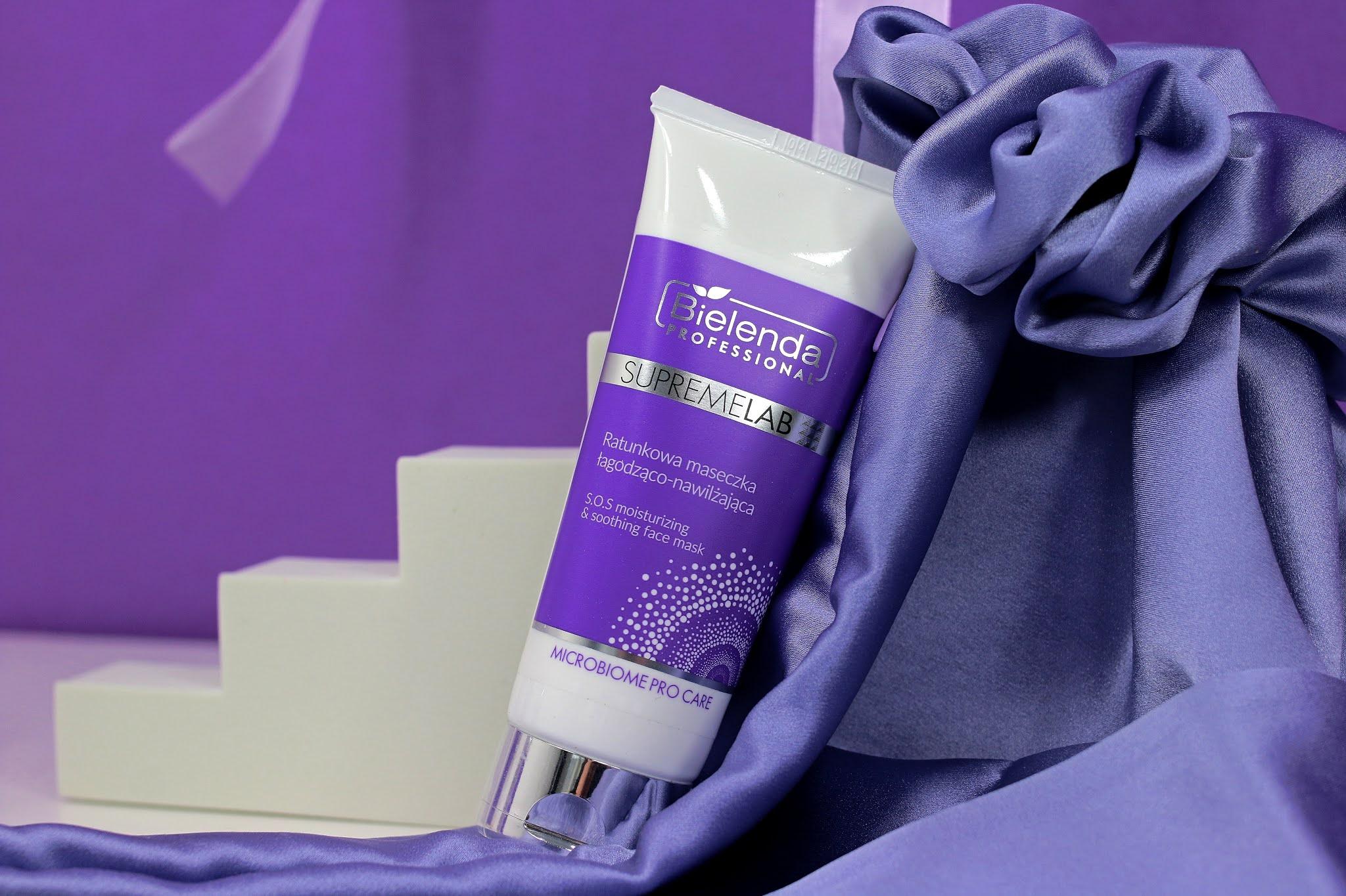 Bielenda SupremeLab Microbiome Pro Care Maska
