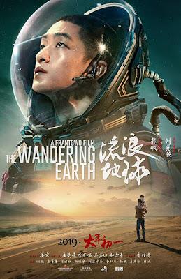 The Wandering Earth 2019 English 720p WEB-DL ESub 900MB