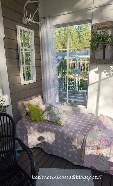 pleksi terassille ikkunaan