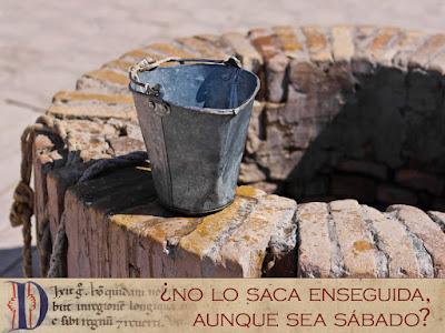 Evangelio según (san Lucas 14, 1-6): ¿Está permitido curar en sábado o no?