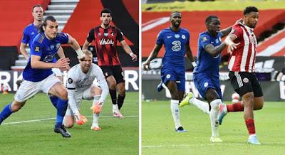 """Chelsea, Leicester tan nát hàng thủ: MU hả hê vì """"món hời"""" 80 triệu bảng"""