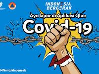 Qlue Berpartisipasi Aktif Menekan Penyebaran Covid-19