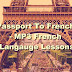 Passport To French - ( 1961) MP3 French Langauge Lessons