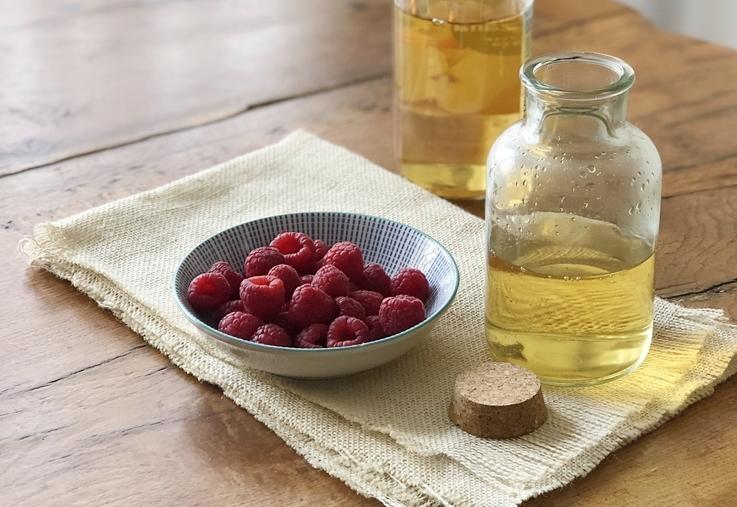 Vinagre de frambuesas