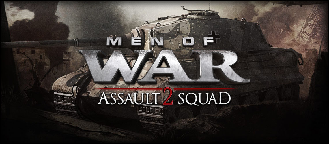 Men of War Assault Squad 2 Download Poster