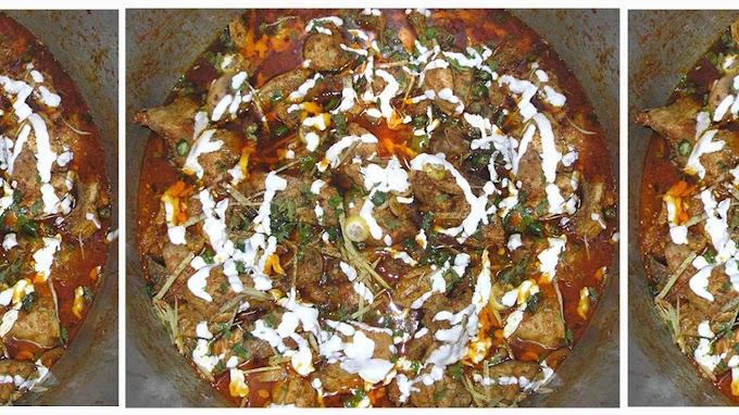 پانچ کلو چکن کڑاہی |  Restaurant Style Chicken Karahi