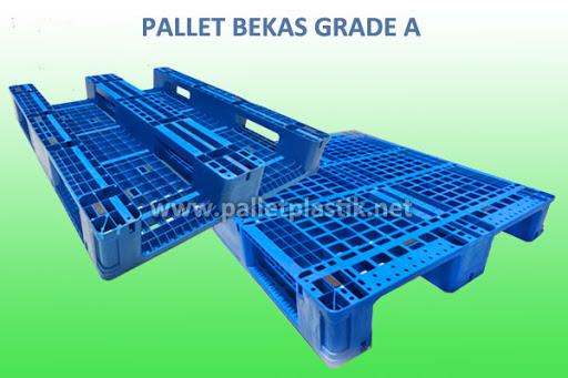 Promo Pallet Plastik Bekas Racking 1200 x 1000 x 160 mm (Berakhir)
