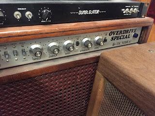 Voodoo Guitar: Taking a Bandmaster to Dumbleland