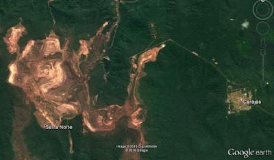 Minério de ferro, Carajás, Vale, extração de minério em carajás, extração de minério Vale, Impactos ambientais da mineração, Serra dos Carajás, Pará, Parauapebas, minério, flona Carajás, floresta nacional de carajás