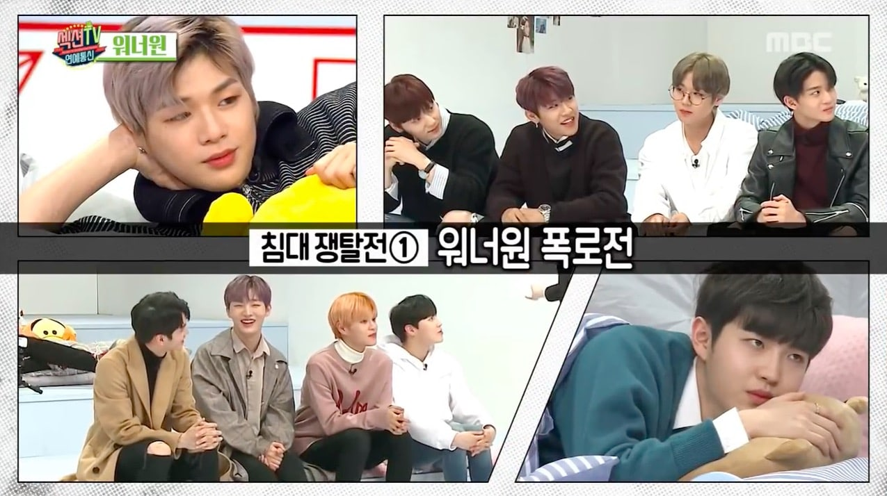 Donwnload] Wanna One Section TV (2018) - Assian Addict