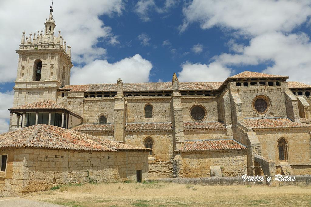 San Hipólito el real, Támara de Campos
