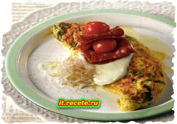Omelette alle bietole