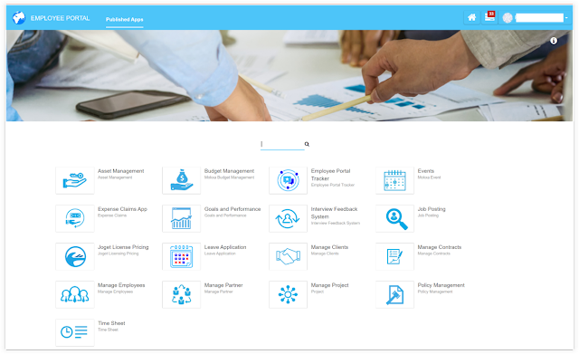 Case In Point: The Mokxa Enterprise Portal