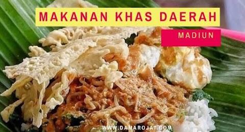 Makanan Khas Daerah Madiun, Memperkaya Khazanah Makanan Khas Daerah Jawa Timur
