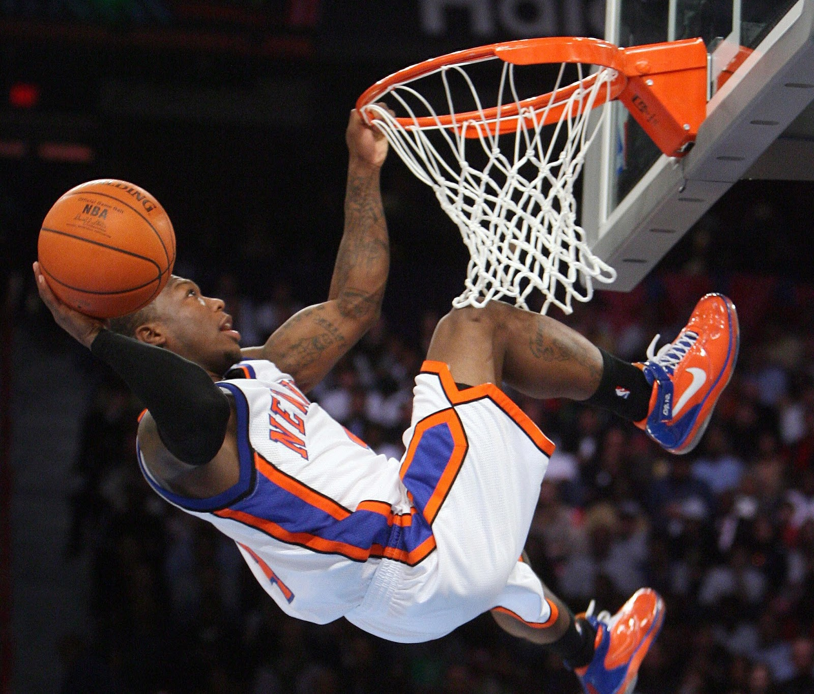 theKONGBLOG™: Nate Robinson's NBA -to- NFL Crossover?