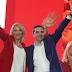 Twitter: Οργή για τους θεατρινισμούς Τσίπρα και Δούρου – «Πώς λεγόταν η εκδήλωση, Μνημόσυνο;»