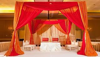 marokkaanse bruiloft