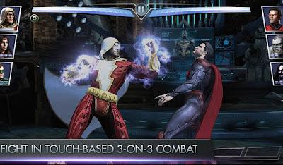 injustice Gods Among Us Apk Mod 3