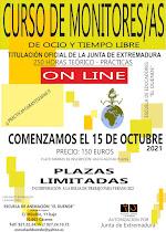 CURSO DE MONITORES/AS