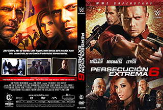The Marine 6 - Persecución Extrema 6 - Cover DVD