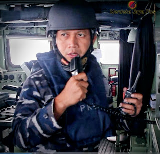 KRI Yos Sudarso 353 Latihan Peran Tingkatkan Kesiapsiagaan Prajurit