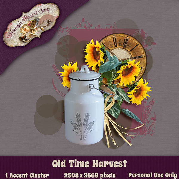 "Manic Monday - ""Old Time Harvest"""