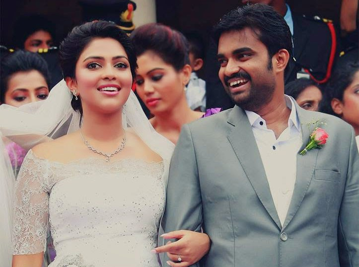 Amala Paul engagement image