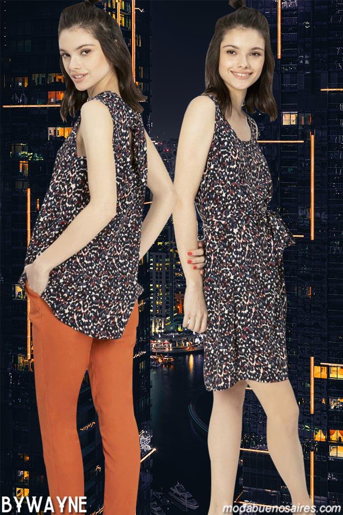 Blusas sin mangas primavera verano 2020 moda mujer ropa.