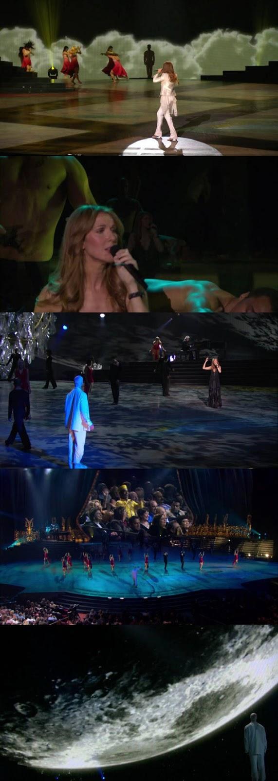 Celine Dion Live in Las Vegas (2008) HD 720p