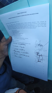 DPRD Sulut Siap Mengawal 9 Tuntutan Mahasiswa