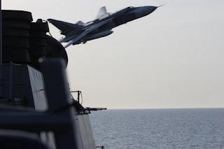 """Pesawat Rusia Diduga Lakukan """"Agresi"""" Udara NATO Sebanyak 600 Kali - Commando"""