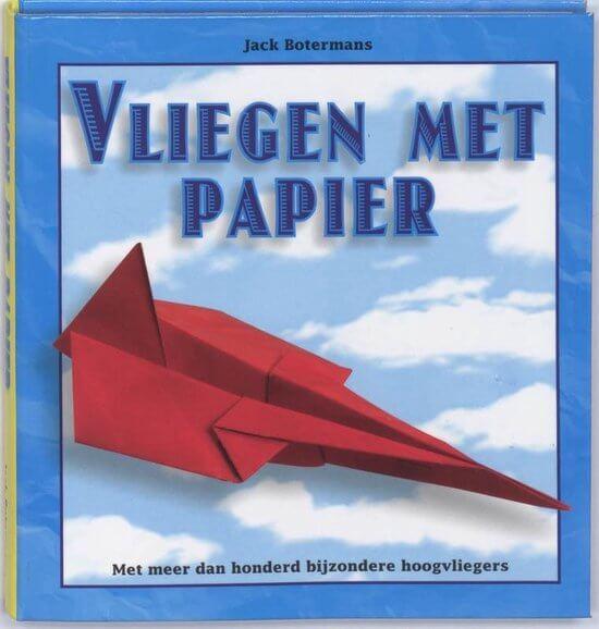 Vliegen met papier