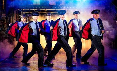 'The Full Monty' en el Teatro Rialto
