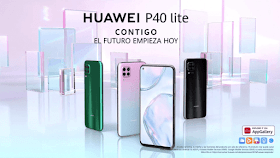 Huawei P40 Lite Launched: mid-range smartphone for 299 euros