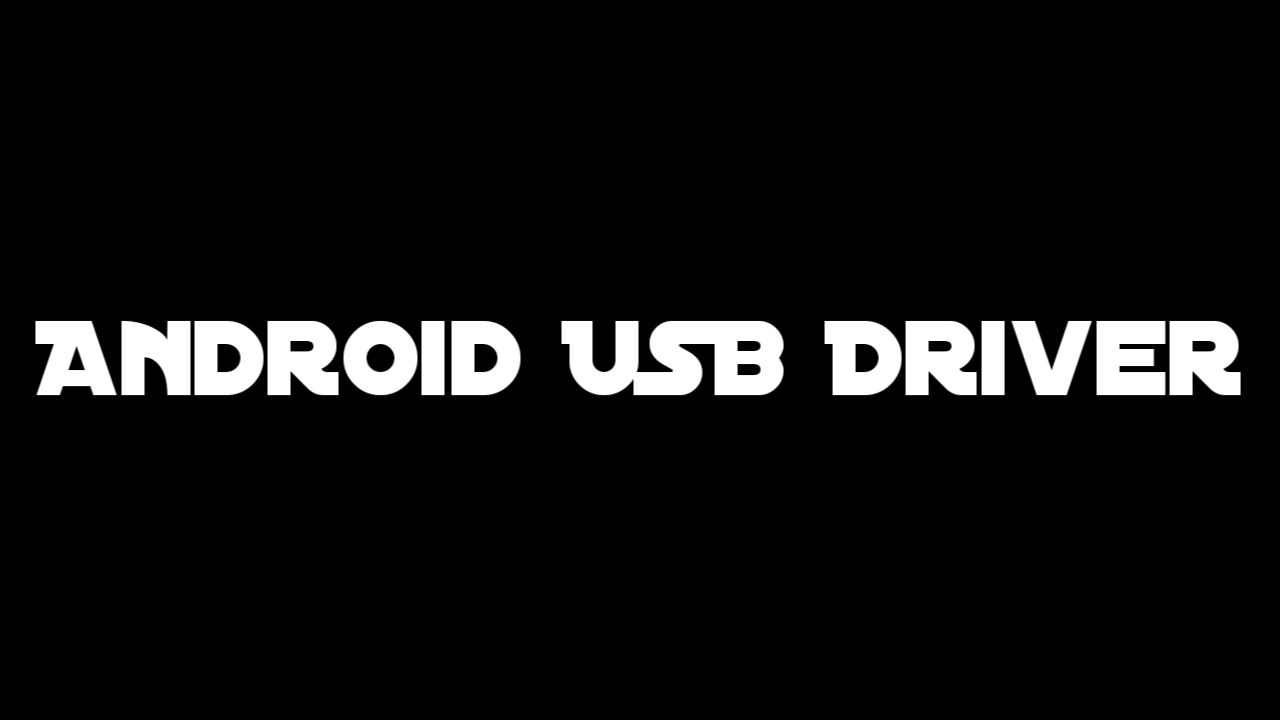 Download Android USB Driver Xiaomi