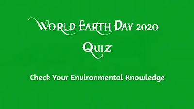 World Earth Day 2020 Quiz