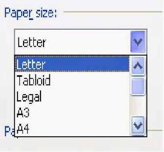 Belum Tahu Ukuran Kertas dan Jenis Kertas Yang Anda Gunakan, Simak Ulasan Ini !