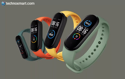 Mi Smart Band 5, Mi Watch Revolve Prices In India Suggested Before Launch