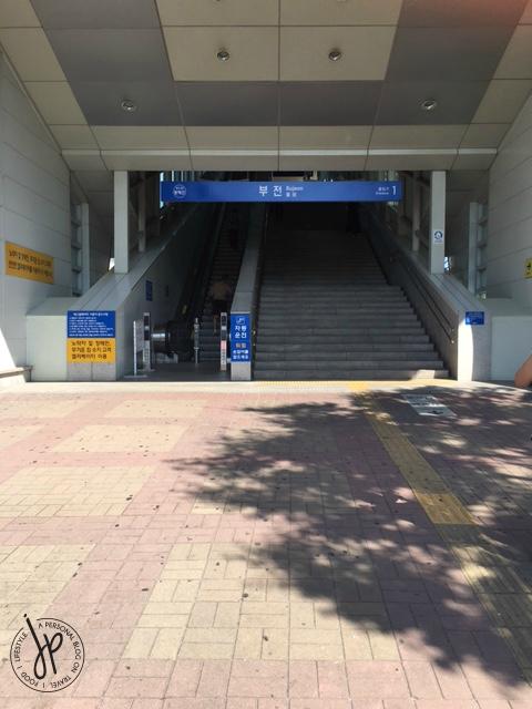 Bujeon Station (Korail)_Busan
