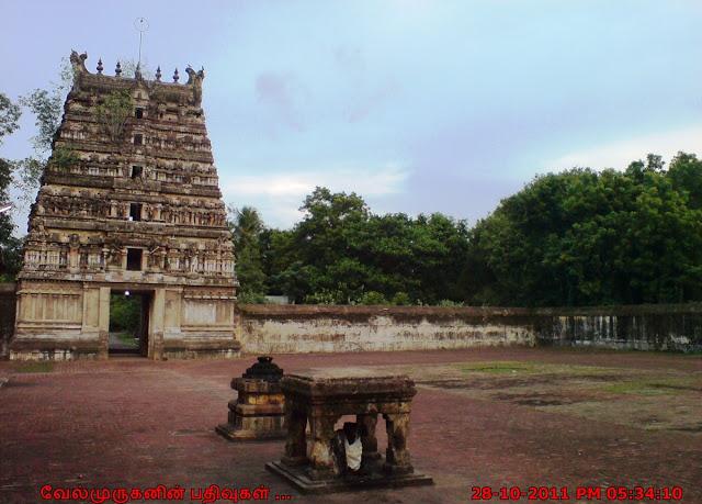 Vizhar Nagar - Thiru Villa Nagar Temple