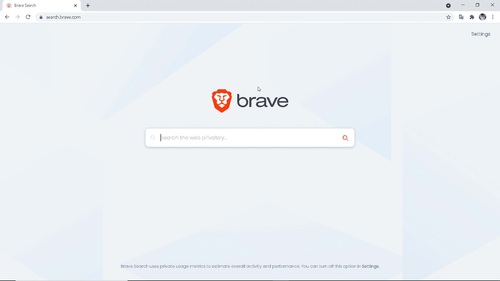 Brave's own Private Search Engine - TechneSiyam
