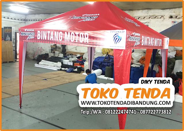 Tenda - Custom - Event - Promosi