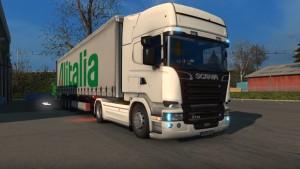 Scania R730 V8 Sound Mod