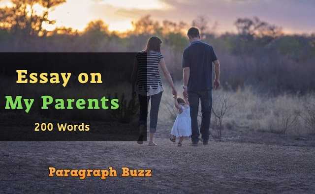 Essay on My Parents