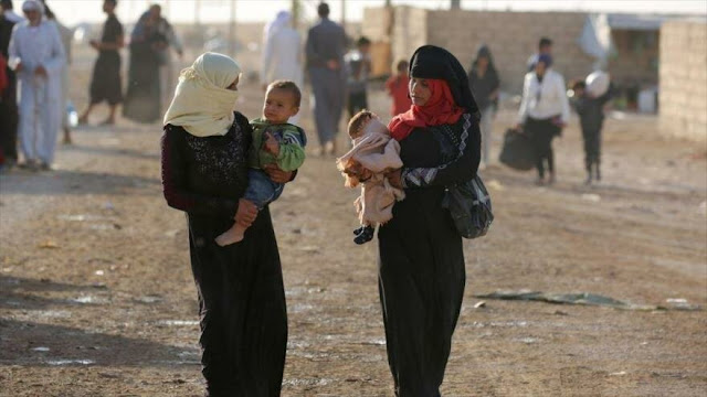 Rusia acusa a EEUU de facilitar retorno de terroristas a Siria