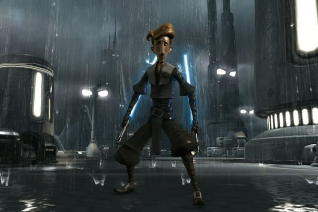 Guybrush Threepwood in The Force Unleashed